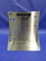 Wall/Bench Anaesthetic Bracket Unit-Two Gas