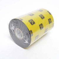03400BK11045<br>110mm x 450 metres<br>Wax/Resin<br>Black<br>For Mid-Range and Industrial Models