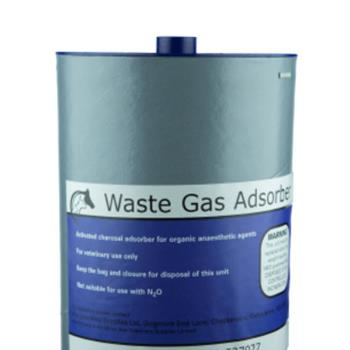 Waste Gas Canisters