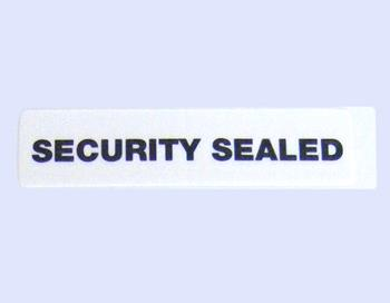 UV Security Labels