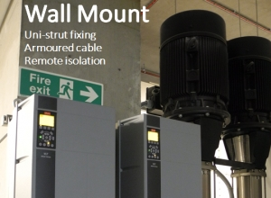 Wall Mount Motor Control Panels