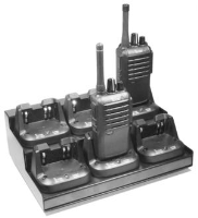 UK 6-way Battery Charger Base