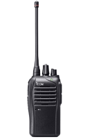 Icom F3102D/F4102D Entry Level IDAS Digital Handportable Series