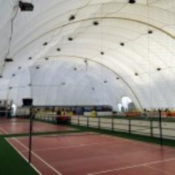 Air Domes for Tennis