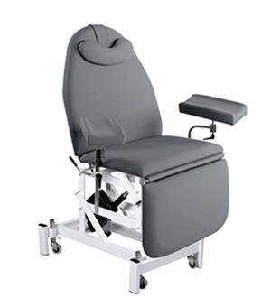 Joslin electronic/hydraulic paediatric phlebotomy chair
