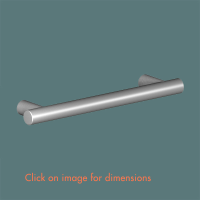 T Bar Handle 12mm Diameter 300mm Long