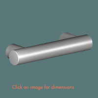T Bar Handle 25mm Diameter 150mm Long