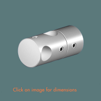 R.13(12) Double Rod Wall Mounting