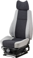 Kab 414 159309 Truck Drivers Seat For Daf Iveco Man Mercedes Scania Volvo