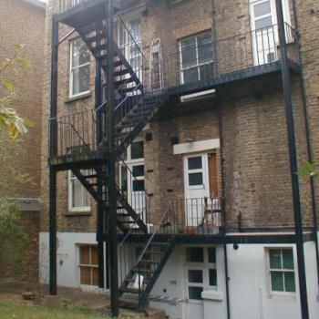 Cast Iron Staircases Repaired and Renovated