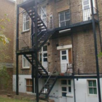 Cast Iron Staircase Repairs