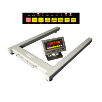 Industrial Pallet Scale PCE-EP 1500