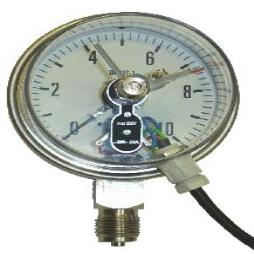 Electrical Contact Heads for use with Thermometers