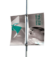 Wall & Post Mounted Banners