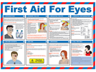 First Aid For Eyes Posters