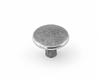 PEWTER ASHTON KNOB