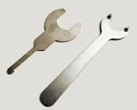 Nagel Paper Drill Spanners