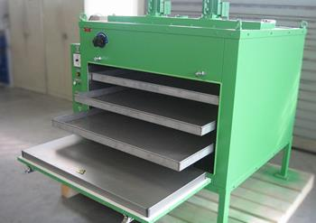 Ovens with Sliding, Lifting and Hinged gates/doors