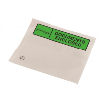 A4 Biodegradable Plain And Printed Document Wallets And Envelopes