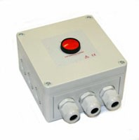 HIR Timer switch 6w 6 kw timer switch