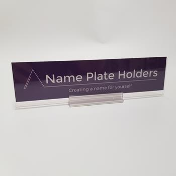 Name Plate Holders Ltd Products