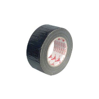 Gaffer Cloth Duct Tape 50mm x 48m - Black or Grey.