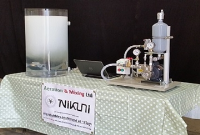 A&M-Nikuni KTM Microbubble Generating Pump Trial Unit