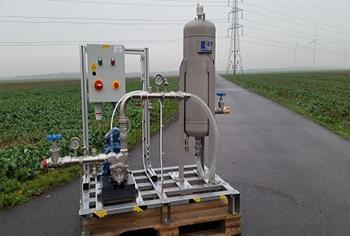 A&M Microbubble Generation Equipment