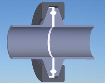 Sanitary Gaskets for Pipe Couplings