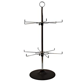 Lanyard Display Unit Desk top lanyard carousel