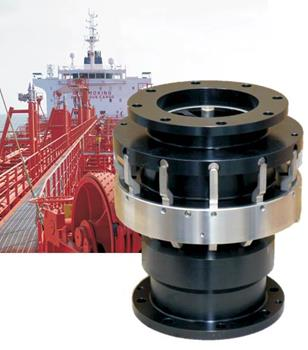 Marine Floating Hose Breakaway Coupling