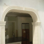 Lead Plaster Moulded Castings