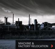 Machinery Relocation Solutions