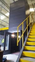 1000kg Mezzanine Floor Goods Lift
