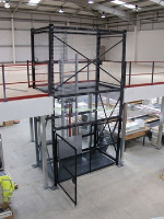 Mezzanine Floor Goods Lifts London