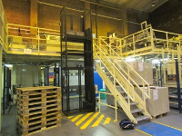 Mezz Goods Lift