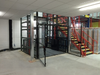 Heavy Duty Goods Lift London