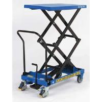 SC-125-D-M Double Manual Mobile Scissor Tables