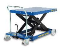 SC-1250-S-M Manual Heavy Duty Mobile Scissor Tables