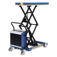 SC-125-D-E Double Electric Mobile Scissor Lift Table