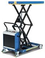 SC-125-D-E Double Electric Mobile Scissor Tables