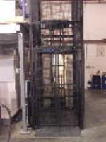Pallet Lift - Mezzanine Goods Lift Essex