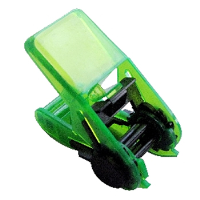 RB2502GN-PC Plastic Buckles
