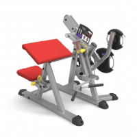 ISO LEVER SEATED ARM CURL