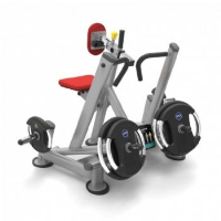 ISO LEVER SEATED ROW