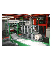 Bag or bucket handling systems
