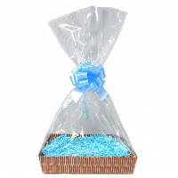 Gift Basket Accessory Kit - 21x16 - BLUE SIZE A