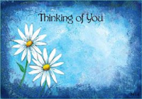 Thinking of You GIFT CARD (pk of 50)