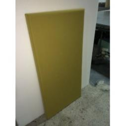 Wall Sound Trap Panel 2ft by 4ft - Finished in Olive