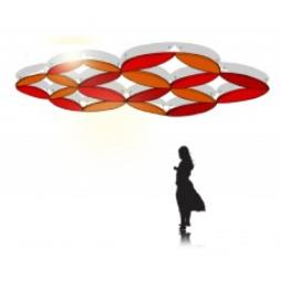 Office Acoustic Panel - Ceiling Mounted